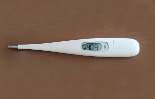 高体温(発熱)